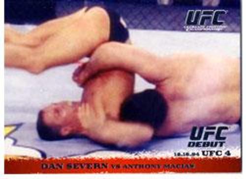 UFC 2009 Round 1 Dan Severn #2