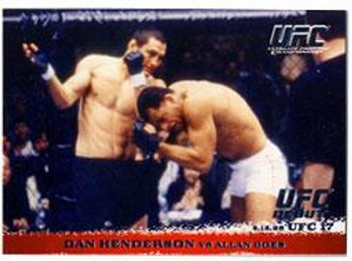 UFC 2009 Round 1 Dan Henderson #6