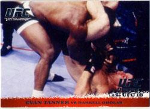 UFC 2009 Round 1 Evan Tanner #7
