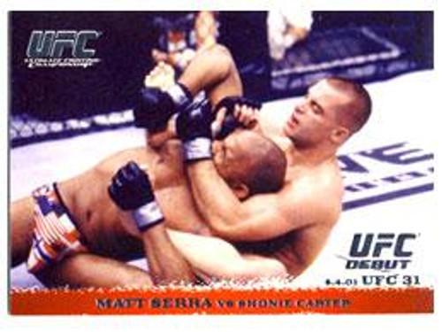 UFC 2009 Round 1 Matt Serra #11