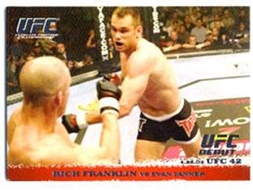 UFC 2009 Round 1 Rich Franklin #14