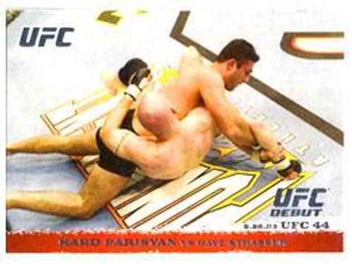 UFC 2009 Round 1 Karo Parisyan #16
