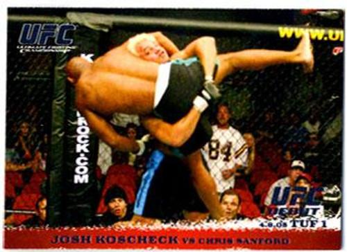 UFC 2009 Round 1 Josh Koscheck #23