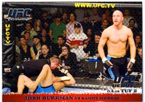 UFC 2009 Round 1 Josh Burkman #28