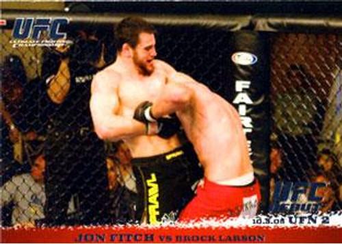 UFC 2009 Round 1 Jon Fitch #33