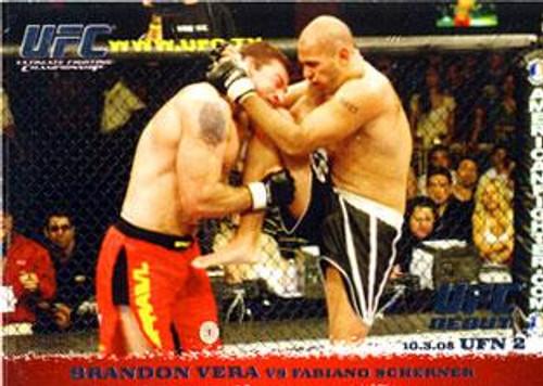 UFC 2009 Round 1 Brandon Vera #34