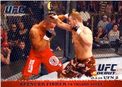 UFC 2009 Round 1 Spencer Fisher #36