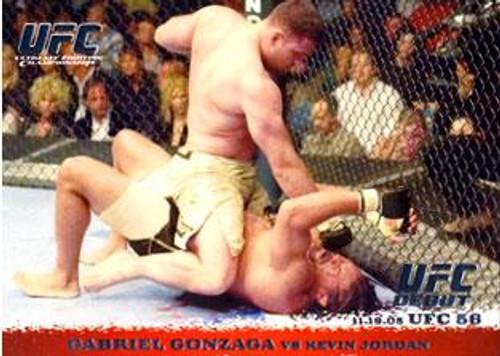 UFC 2009 Round 1 Gabriel Gonzaga #38