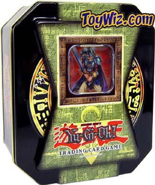 YuGiOh 2004 Collector Tin Obnoxious Celtic Guard Collector Tin [Sealed]