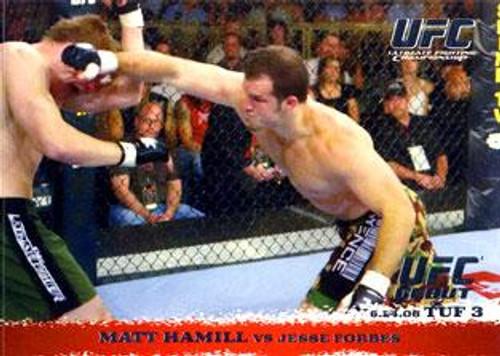 UFC 2009 Round 1 Matt Hamill #43