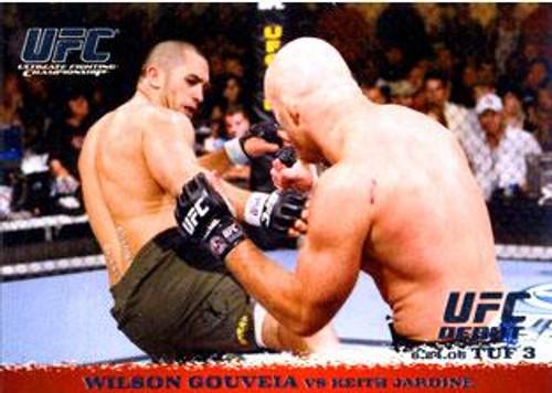 UFC 2009 Round 1 Wilson Gouveia #45
