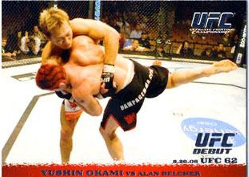 UFC 2009 Round 1 Yushin Okami #50