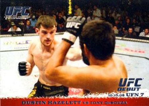 UFC 2009 Round 1 Dustin Hazelett #55
