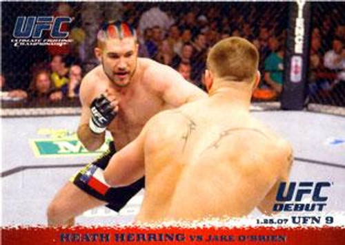 UFC 2009 Round 1 Heath Herring #57