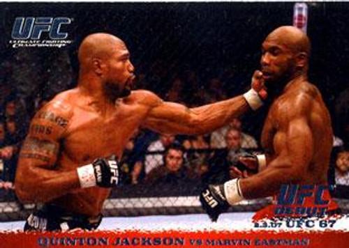 UFC 2009 Round 1 Quinton Jackson #58