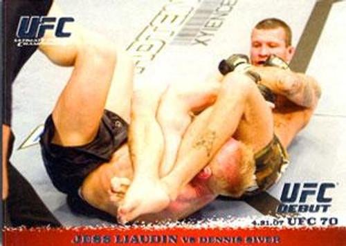 UFC 2009 Round 1 Jess Liaudin #62