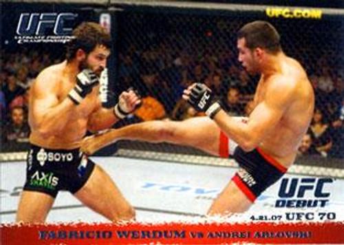 UFC 2009 Round 1 Fabricio Werdum #63