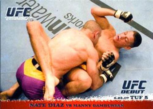 UFC 2009 Round 1 Nate Diaz #66
