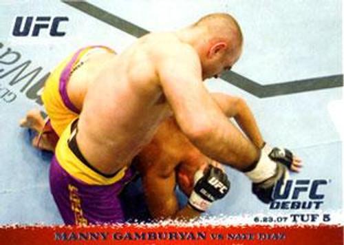UFC 2009 Round 1 Manny Gamburyan #67