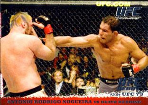 UFC 2009 Round 1 Antonio Rodrigo Nogueira #69