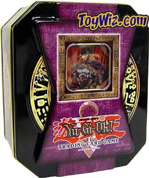 YuGiOh 2004 Collector Tin Command Knight Collector Tin [Sealed]