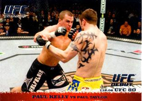 UFC 2009 Round 1 Paul Kelly #79