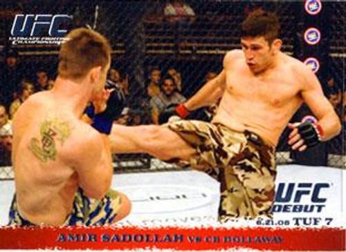 UFC 2009 Round 1 Amir Sadollah #87