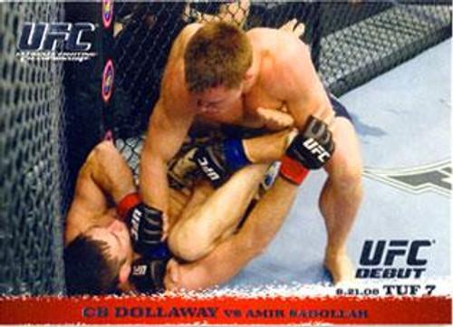 UFC 2009 Round 1 CB Dollaway #88