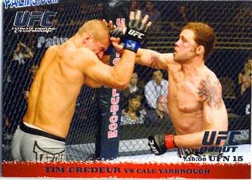 UFC 2009 Round 1 Tim Credeur #89