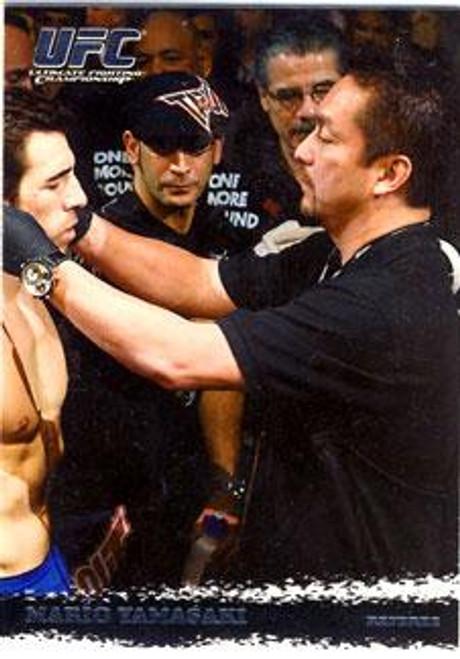 UFC 2009 Round 1 Mario Yamasaki #93