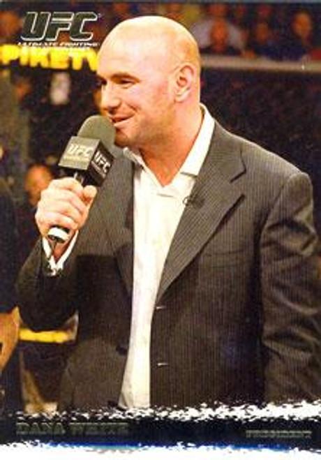 UFC 2009 Round 1 Dana White #97