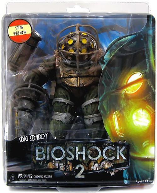 NECA Bioshock 2 Series 1 Big Daddy Action Figure