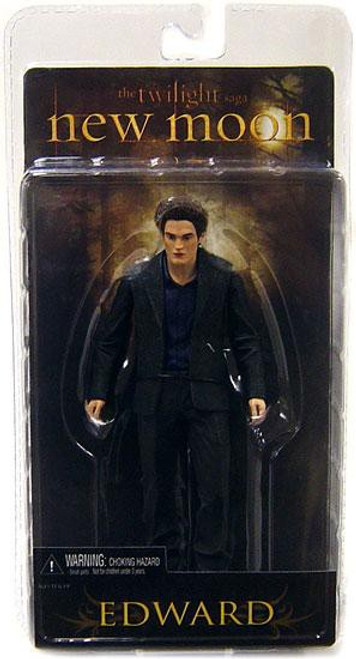 NECA Twilight New Moon Series 1 Edward Action Figure