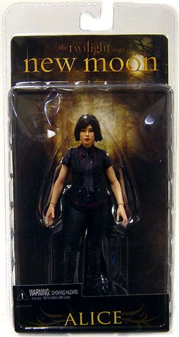 NECA Twilight New Moon Series 1 Alice Action Figure