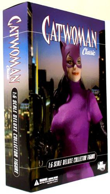 DC 1:6 Scale Classic Catwoman 1/6 Collectible Figure