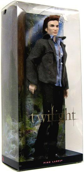 Twilight Edward Cullent Barbie Doll