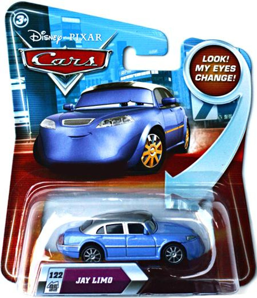 Disney Cars Lenticular Eyes Series 2 Jay Limo Diecast Car