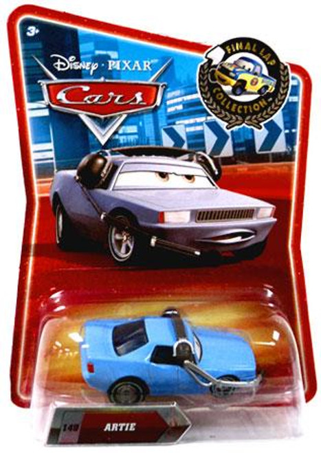 Disney Cars Final Lap Collection Artie Exclusive Diecast Car