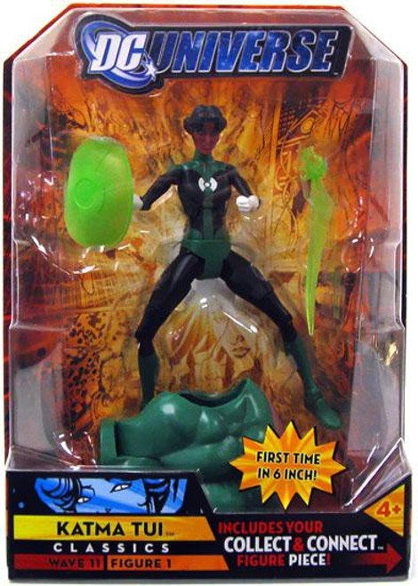 DC Universe Classics Wave 11 Katma Tui Action Figure #1