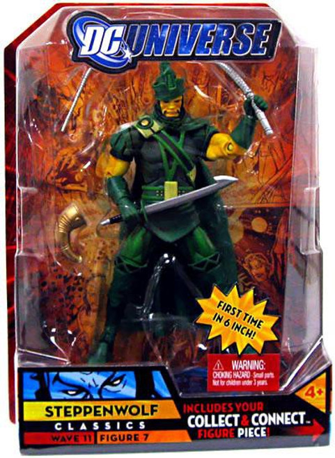 DC Universe Classics Wave 11 Steppenwolf Action Figure #7 [Green]