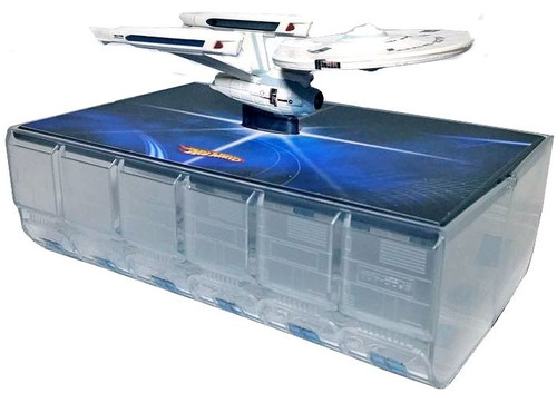 Star Trek The Motion Picture U.S.S Enterprise in Space Dock Exclusive Diecast Vehicle