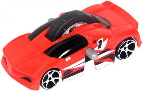 GX Racers Speed Series 1 Laser Racer Plastic Car [Racing Gyro]