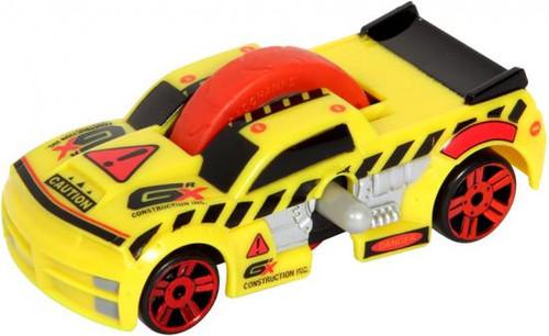 GX Racers Speed Series 2 Road Hazard Plastic Car [Paddle Gyro]