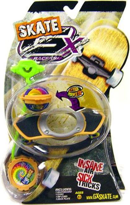 GX Racers Skate Series 2 Hypnoz {Tye-Dye} Mini Skateboard [Arrowhead Board]
