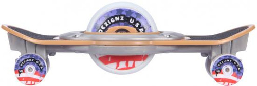 GX Racers Skate Series 1 Dezignz U.S.A. Mini Skateboard