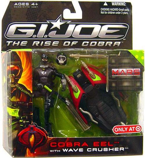 GI Joe The Rise of Cobra MARS Troopers Cobra Eel Exclusive Action Figure