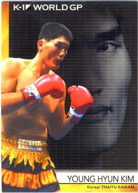 MMA K-1 World GP Young Hyun Kim #01