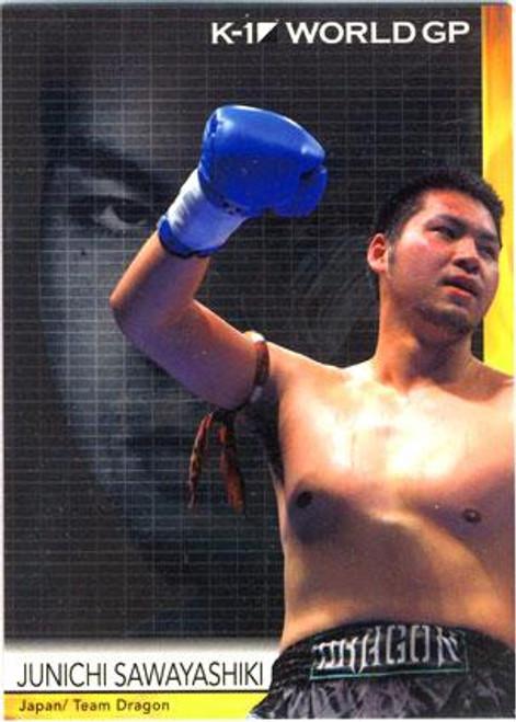 MMA K-1 World GP Junichi Sawayashiki #03