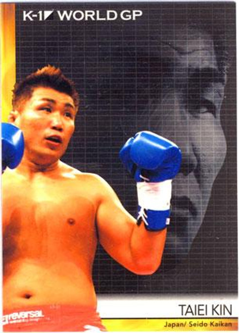 MMA K-1 World GP Taiei Kin #23