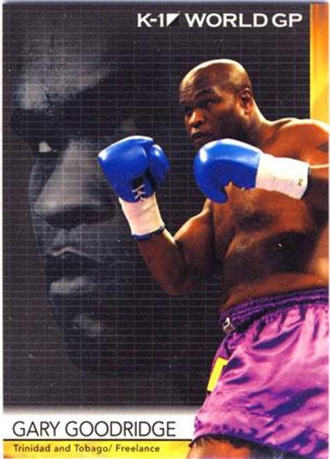 MMA K-1 World GP Gary Goodridge #25